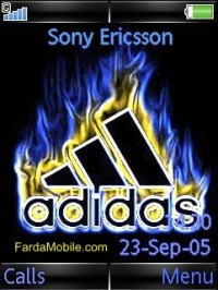 تم آدیداس برای موبایل – تم Adidas